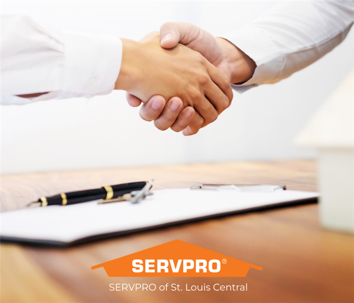 Why SERVPRO We Work Closely with Your Insurance Provider